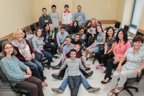 Erasmus Students 2014